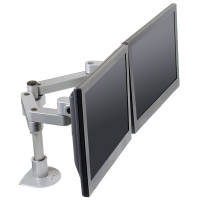 Dual Monitor Stand #9120-S-FM
