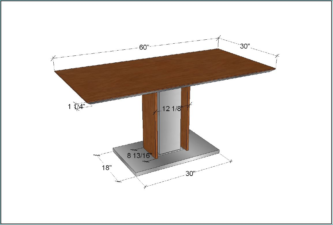 Executive Height Adjustable Sit Stand Desk 60X30