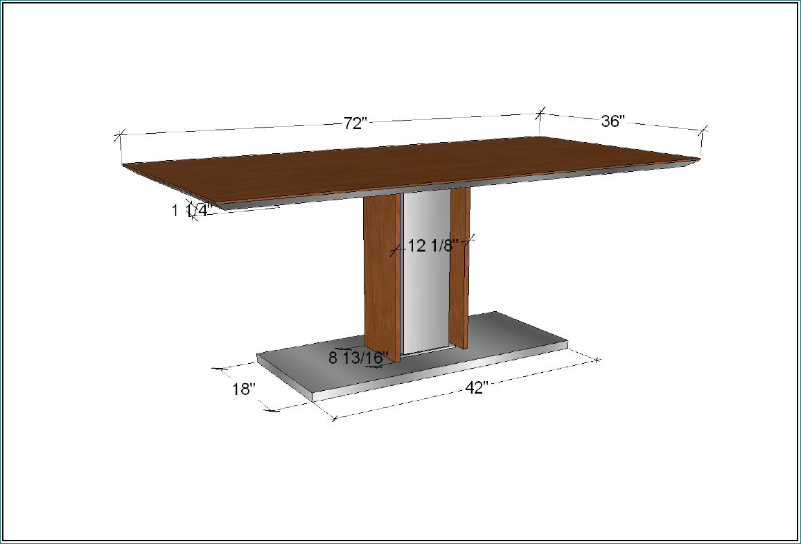 Executive Height Adjustable Sit Stand Desk 72X36