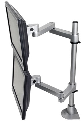 LCD Dual Monitor Mount #9130-D-FM