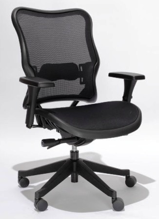 Mesh Back and Seat Chair #167-Q