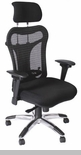 Mesh Executive Chair  W/ Headrest #N999