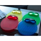 Mouse Pad | Gel Wrist Rest #STMP68