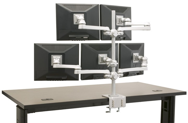Multiple Monitor Stand #EHMTR-5X