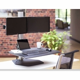 Winston Adjustable Dual Sit Stand Workstation #WSTN-2