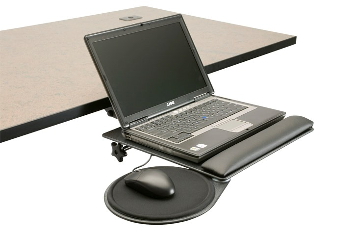 Ergonomichome Com Notebook Stand W Mouse Tray Lpt Td