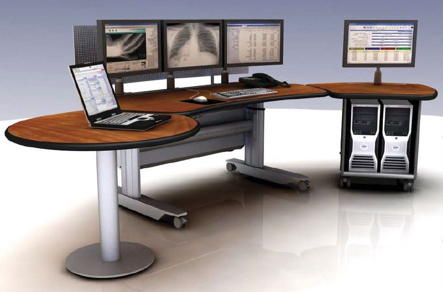 <font color=blue>PACS Workstation | Radiology Desk</font>