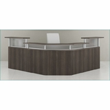 Reception Desk Includes Assembly & Freight