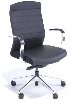 Faux Leather Executive Chair Conference Room Chair RFM Icon Chair