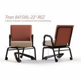 Royal EZ Titan Swivel Patient Chair