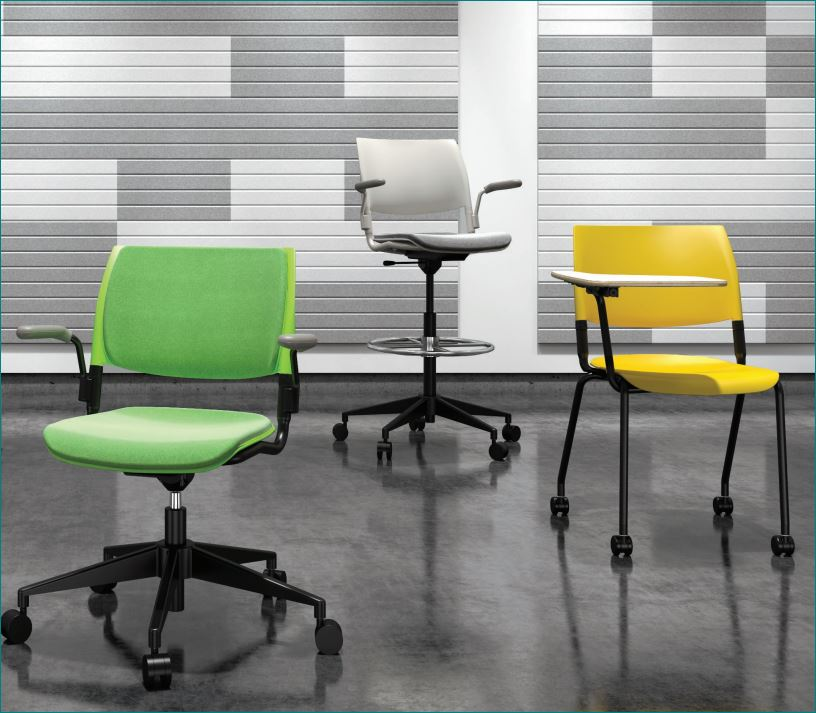 office chair ergonomic seating guest chairs stack chairs
