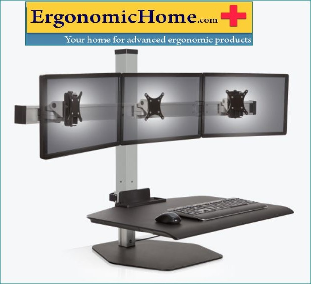 <font color=blue>Triple Monitor Stands:</font>