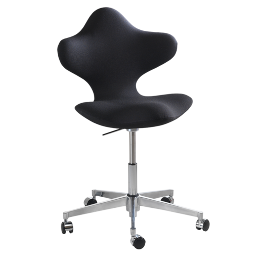 Varier Active Chair | Saddle Chair With Back