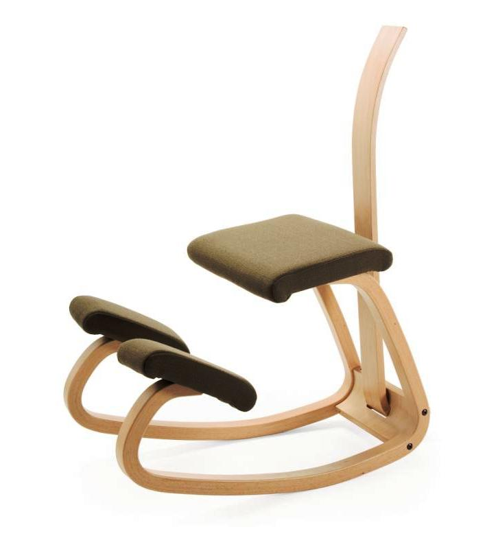 Varier Variable w/Back Balans Kneeling Chair
