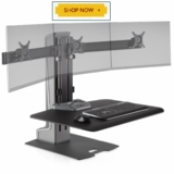 Winston Electric Motorized Triple Monitor Stand WNSTE-3-270