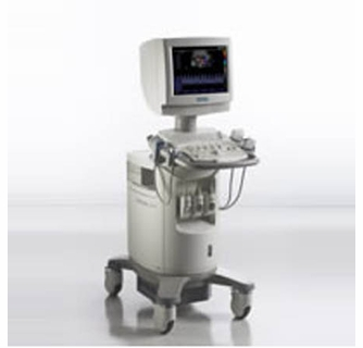 Siemens Medical Sonoline G40 Ultrasound System P4-2 Phased Array