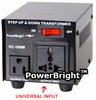 100 WATT VOLTAGE CONVERTER STEP UP / STEP DOWN TRANSFORMER