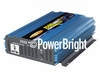 1500 WATT POWER INVERTER - 12 VDC TO 220 VAC  50 Hz - MODIFIED SINE WAVE