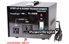 1500 WATT VOLTAGE CONVERTER  STEP UP / STEP DOWN TRANSFORMER