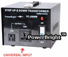 2000 WATT VOLTAGE CONVERTER  STEP UP / STEP DOWN TRANSFORMER
