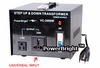 3000 WATT VOLTAGE CONVERTER  STEP UP / STEP DOWN TRANSFORMER