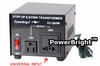 500 WATT VOLTAGE CONVERTER  STEP UP / STEP DOWN TRANSFORMER
