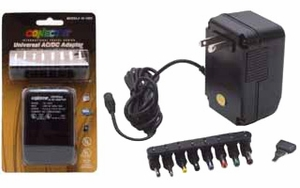 Power Supply -110 Volt AC - DC Power Supply - 1000 mA