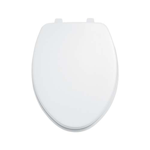 American Standard Laurel Wood Elongated Toilet Seat 5311