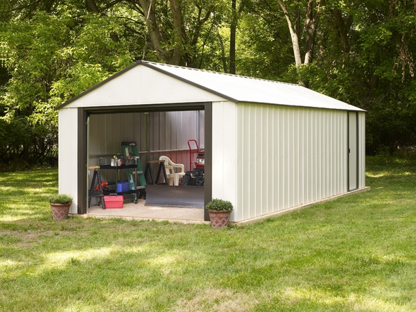 Home > Storage Sheds > Vinyl Storage Sheds > Arrow Vinyl Murrayhill 12