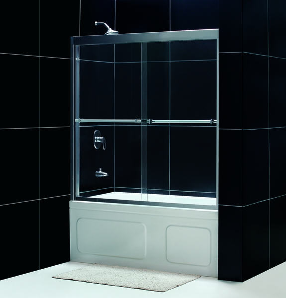 frameless bypass sliding tub door 3 reviews review this item win $ 100