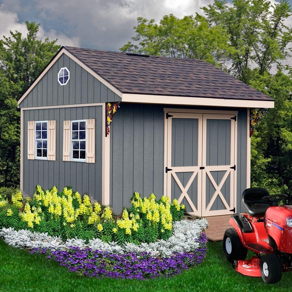 Pictures Of Wood Storage Sheds 10 X 10