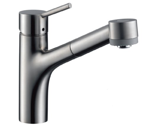 Hansgrohe 06462000 Talis S Single Hole Kitchen Faucet