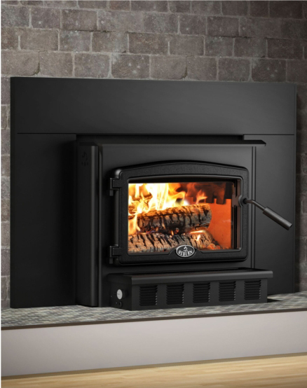 Osburn 2000 High Efficiency EPA Wood Burning Fireplace