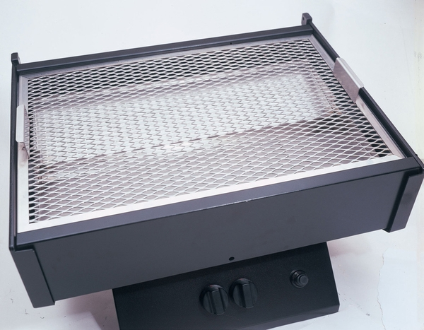 Phoenix Stainless Steel Propane Grill With Portable Base