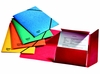 3-Flap Folders with Elastic Bands