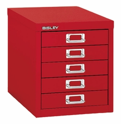 Bisley 5 Drawer Desktop Multidrawer Cabinet