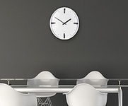Artetempus Wall Clocks by Sigel