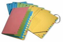 File Folders and Organizers