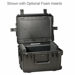 Foam Inserts for Hard Sided Rolling Case