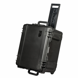 Hard Sided Rolling Case