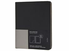 Moleskine iPad Tablet Cover in Black