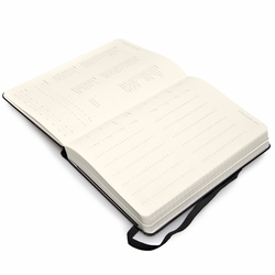 Moleskine Large Daily Planner 2014 Hard Cover in Black