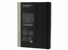 Moleskine Professional Notebook Extra Large Hard Cover