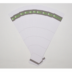Replacement Spine Labels for Leitz Deluxe A4 Binder 1015