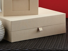 Semikolon Fabric Document Box