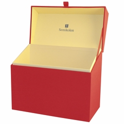 Semikolon Fabric File Box