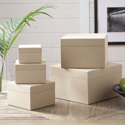 Semikolon Fabric Nesting Boxes