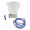 Disposable Enema Bucket Set - 1.5 Quarts - With Castille Soap