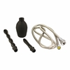 Enema System - Shower Hose & Large Enema Bulb