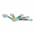 5 Piece Measuring Spoons